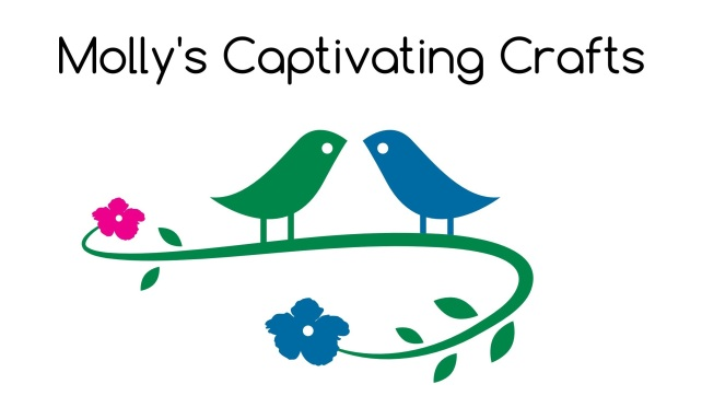 Molly's Captivating Crafts Logo Design Logo Design